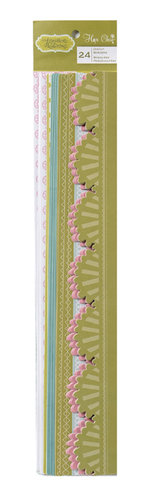 Anna Griffin - Hope Chest Collection - Self Adhesive Die Cut Borders