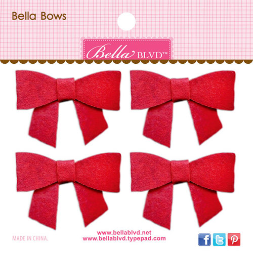Bella Blvd - Color Chaos Collection - Bella Bows - McIntosh