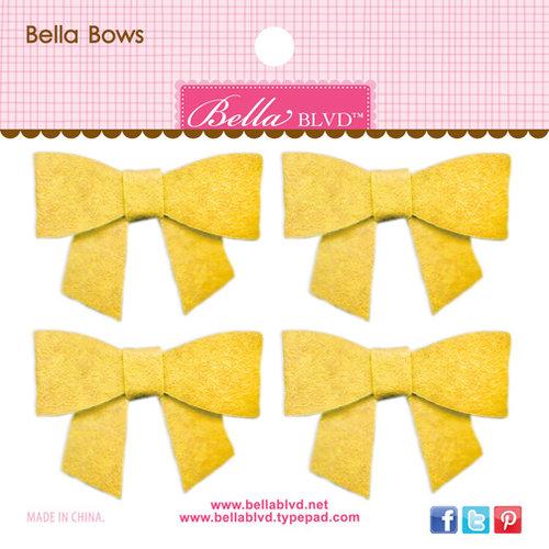 Bella Blvd - Color Chaos Collection - Bella Bows - Bell Pepper