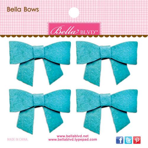 Bella Blvd - Color Chaos Collection - Bella Bows - Ice