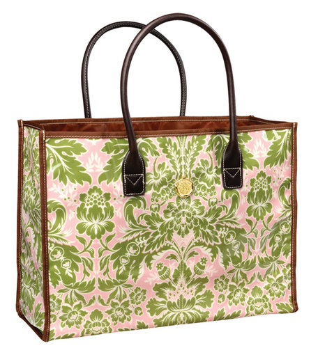 07fb759b7cb4 Anna Griffin - Olivia Collection - Fabric Tote Bag - Acanthus ...